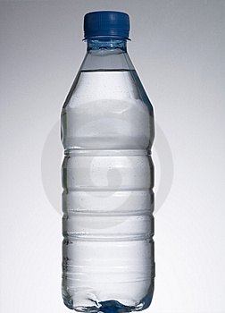 Bottled Water Royalty Free Stock Images - Image: 10350629