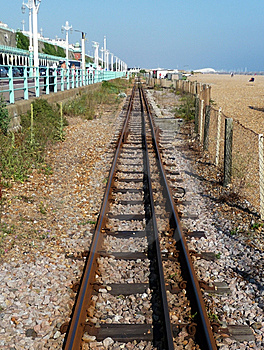 Volks Electric Railway Royalty Free Stock Photography - Image: 10353437