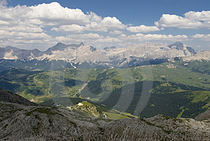 Southern Tyrol Royalty Free Stock Photos - Image: 1040988