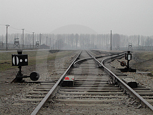 Auschwitz Royalty Free Stock Photography - Image: 1041517