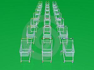 Green Market Royalty Free Stock Photo - Image: 10459125