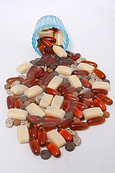 Pharmaceutical Pills Stock Photos - Image: 10480703