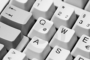 Keyboard Buttons Stock Image - Image: 1055321