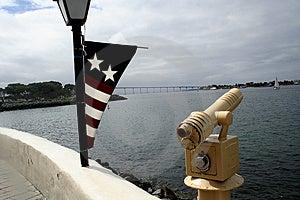 Seaport Village Stock Images - Image: 1059794