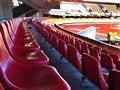 The stadium Royalty Free Stock Photos