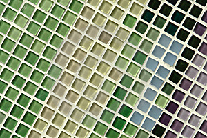 Glass Mosaic Royalty Free Stock Photo - Image: 10711595
