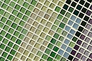 Glass Mosaic Royalty Free Stock Photo - Image: 10711595