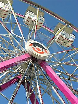 Ferris Wheel Royalty Free Stock Photo - Image: 1082035