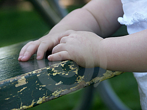 Small Hands Royalty Free Stock Image - Image: 1085786