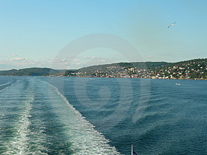 Oslofjord Stock Photography - Image: 1092982