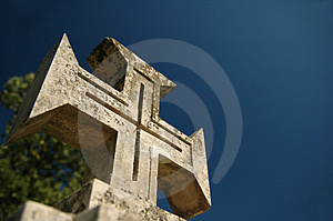 Cross Royalty Free Stock Photography - Image: 1098727