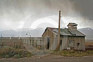 Gathering Storm Stock Photo - Image: 1099730