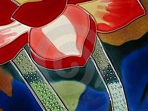 Ceramic Glazed Painting Royalty Free Stock Photography - Image: 10935727