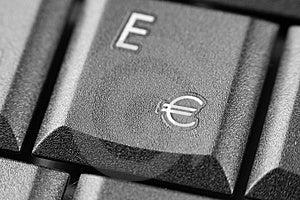 Euro Symbol Stock Image - Image: 10937261