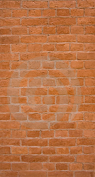 Red brick wall texture Royalty Free Stock Photos