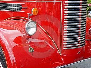 Μηχανή πυρκαγιάς Στοκ εικόνες με δικαίωμα ελεύθερης χρήσης