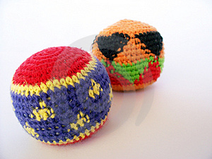 Hackysacks Or Footbags Free Stock Photos