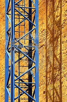 High Contrast Crane Stock Photos