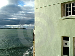 Tenby hotel Stock Photos