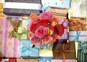 Gift Box Free Stock Image