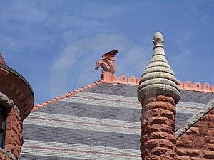 Gargouille Stock Afbeelding