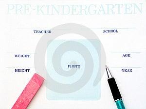 School Stats Free Stock Image