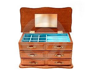 Miniature Dresser 3 Stock Image