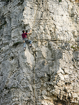 Climber Stock Photos