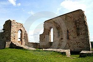 Katharinen-chapel Stock Photo