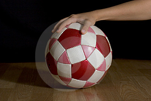Soccer Object Free Stock Image