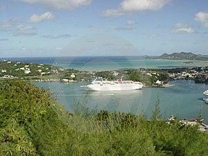 Cruise Ship Free Stock Image