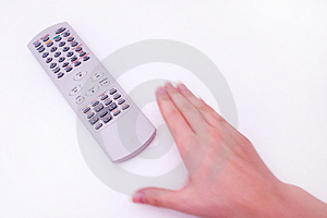 Channel Surfing 4 Free Stock Image