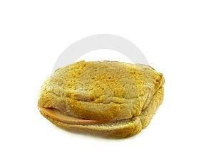 Sandwich #2 Royalty-vrije Stock Afbeelding