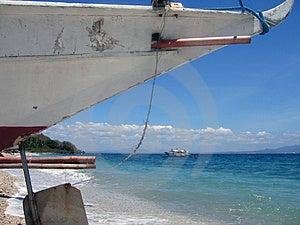 Île de Verde Photographie stock