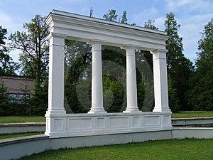 Columns Stock Image - Image: 1104391