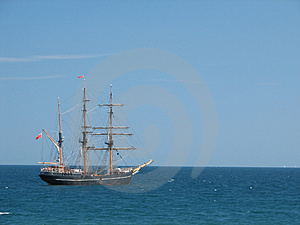 Tall Ships Royalty Free Stock Image - Image: 1106236