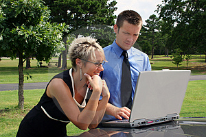 Business Team Royalty Free Stock Image - Image: 1108026