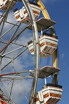 Ferris Wheel Royalty Free Stock Images - Image: 1112319
