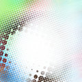 Abstract halftone background Royalty Free Stock Photography