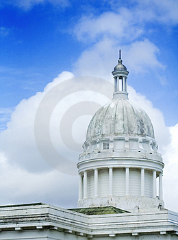 White Building Stock Images - Image: 1131434