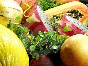 Exotic Fruit Stock Photo - Image: 1134190