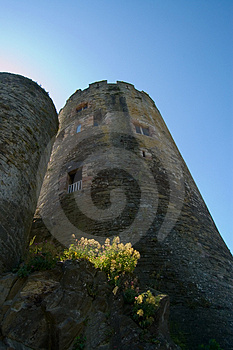 The Mighty Watchtower Stock Photo - Image: 1135370
