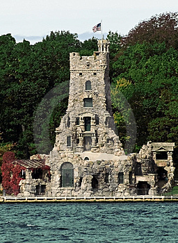 Alster Tower, Alexandria Bay Royalty Free Stock Photos - Image: 11370768