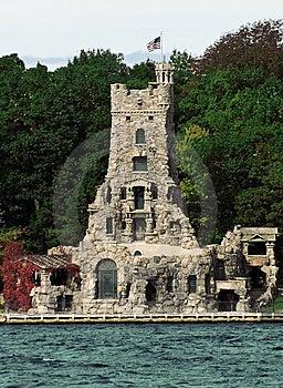 Alster Tower, Alexandria Bay Royalty Free Stock Photos - Image: 11370768