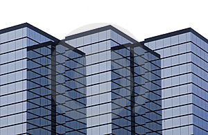 Top Of Modern Hi-rise Royalty Free Stock Photography - Image: 1142987