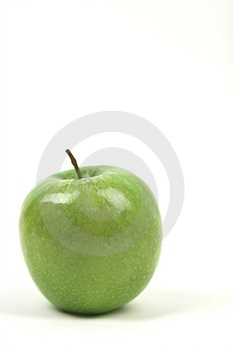 Apple tall Royalty Free Stock Photography