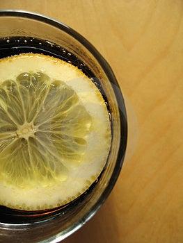 Cola Del Limón Foto de archivo libre de regalías - Imagen: 1143965