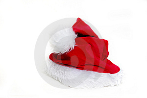 Santa hat Free Stock Image