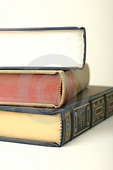 Stack Of Books Stock Photos - Image: 1151503