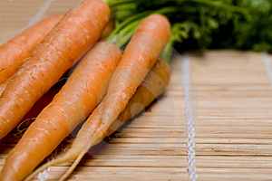 Fresh Carrots Royalty Free Stock Photography - Image: 1157327